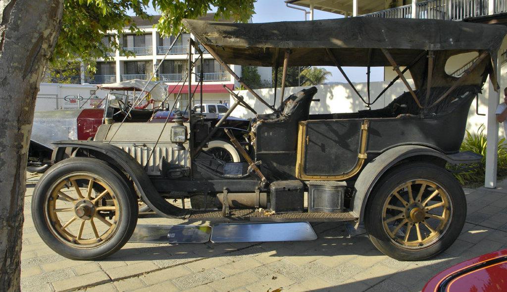 1909 Peerless Model 19 ~ New York Barn Find – Unique Antiques Ltd.